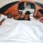 3some on Nigerian Movie Set