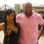 Jason Njoku, Founder of NollywoodLove with actress Tonto Dikeh