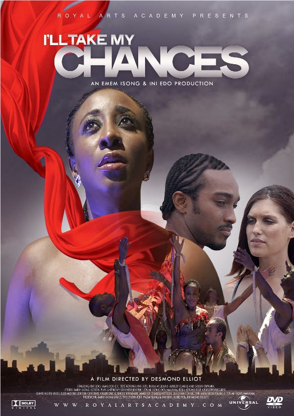 ill take my chances lagos premiere nollywood forever